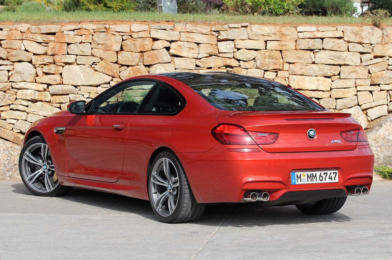 2013 bmw m6 coupe w video autoblog. Black Bedroom Furniture Sets. Home Design Ideas