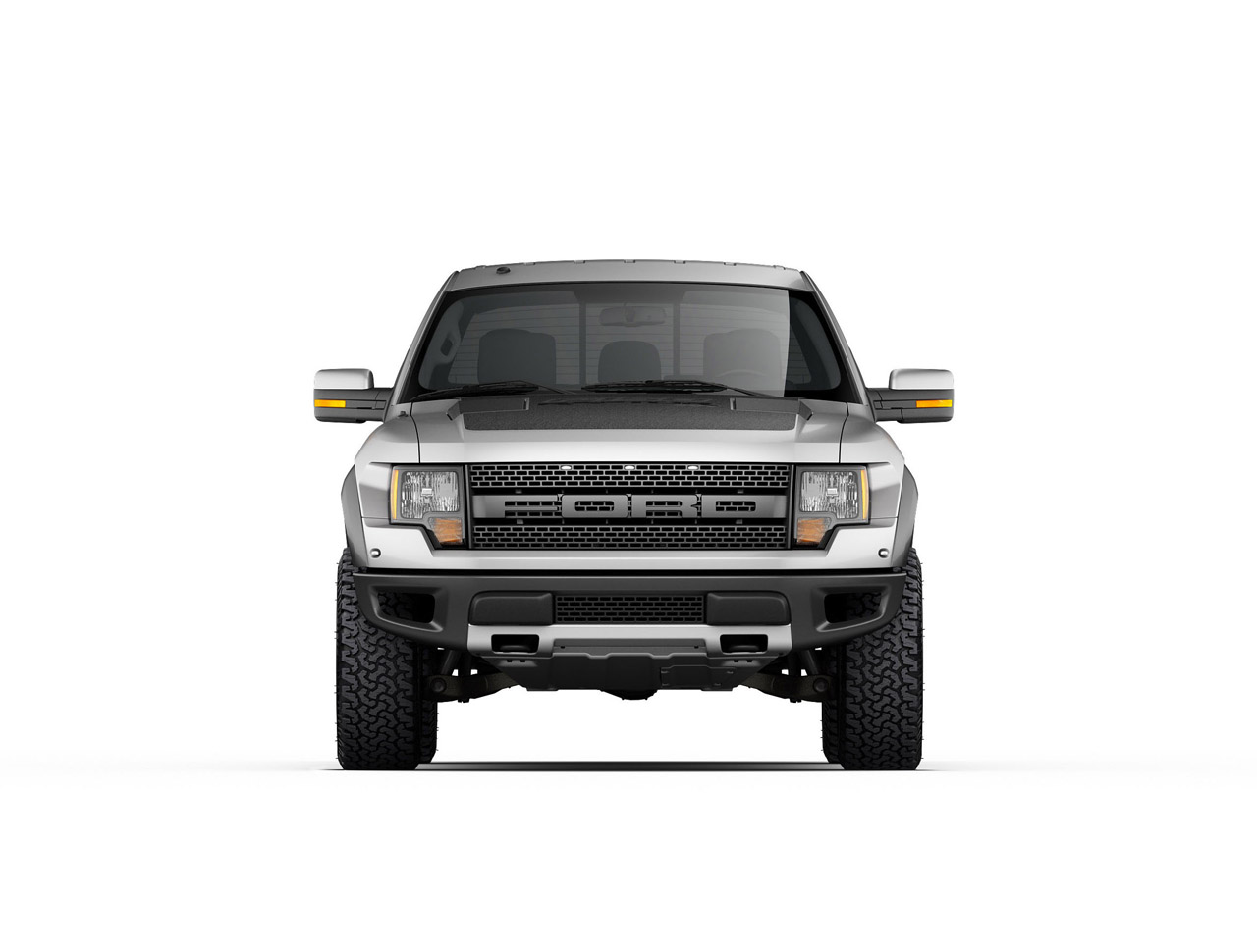 Ford Certified Pre Owned >> Ford SVT Raptor gets beadlock wheels, HIDs for 2013 - Autoblog