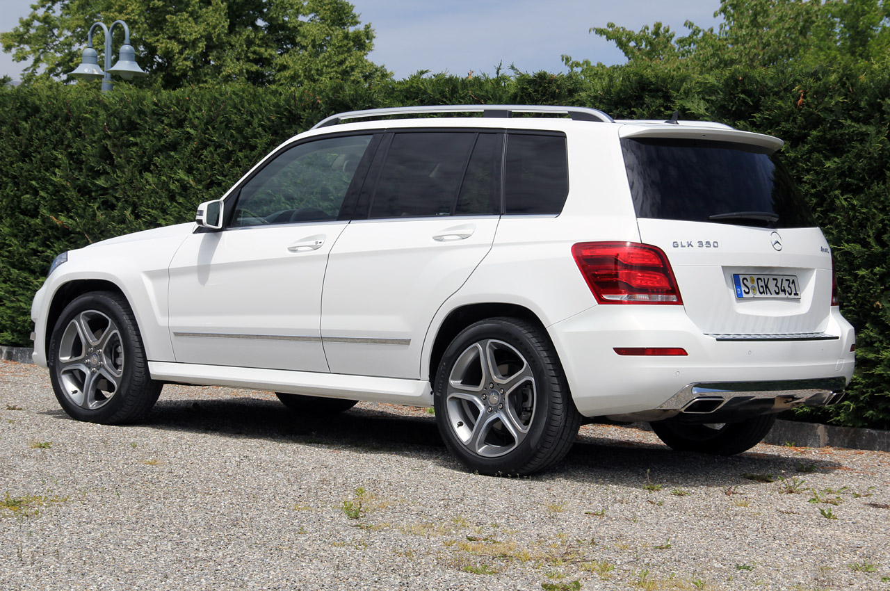 Black Book Car Values >> 2013 Mercedes-Benz GLK | Autoblog