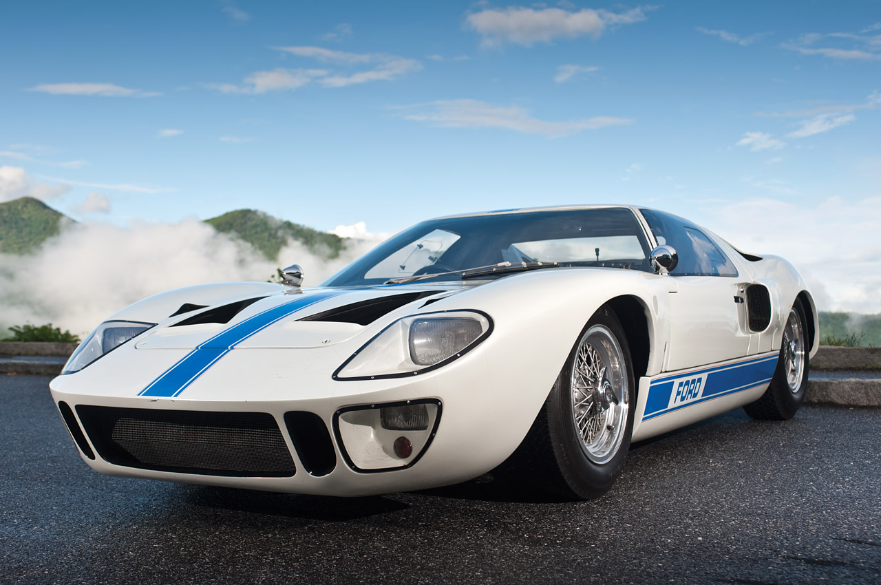 Acura Certified Pre-Owned >> 1967 Ford GT40 MKI Photo Gallery - Autoblog