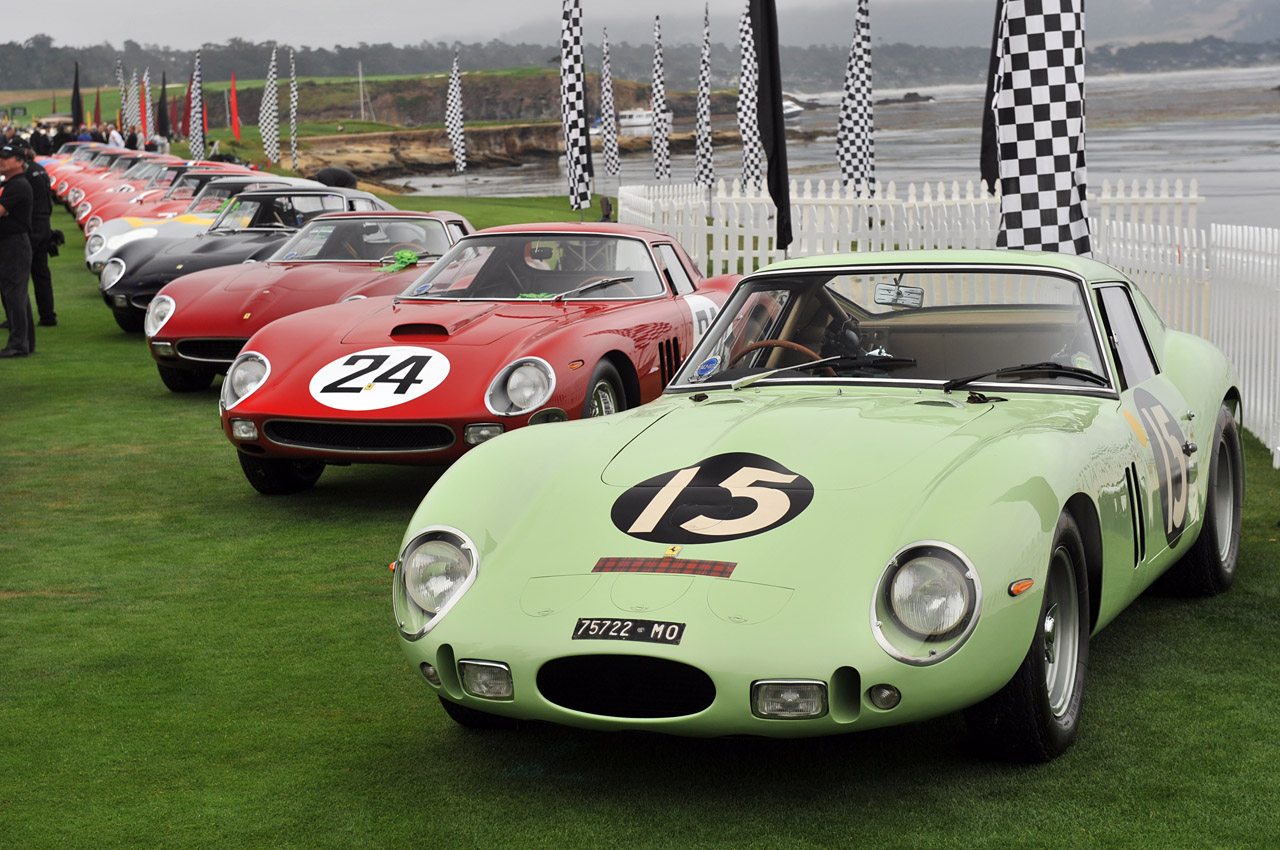 1962 Ferrari 250 Gto Made For Stirling Moss Becomes World
