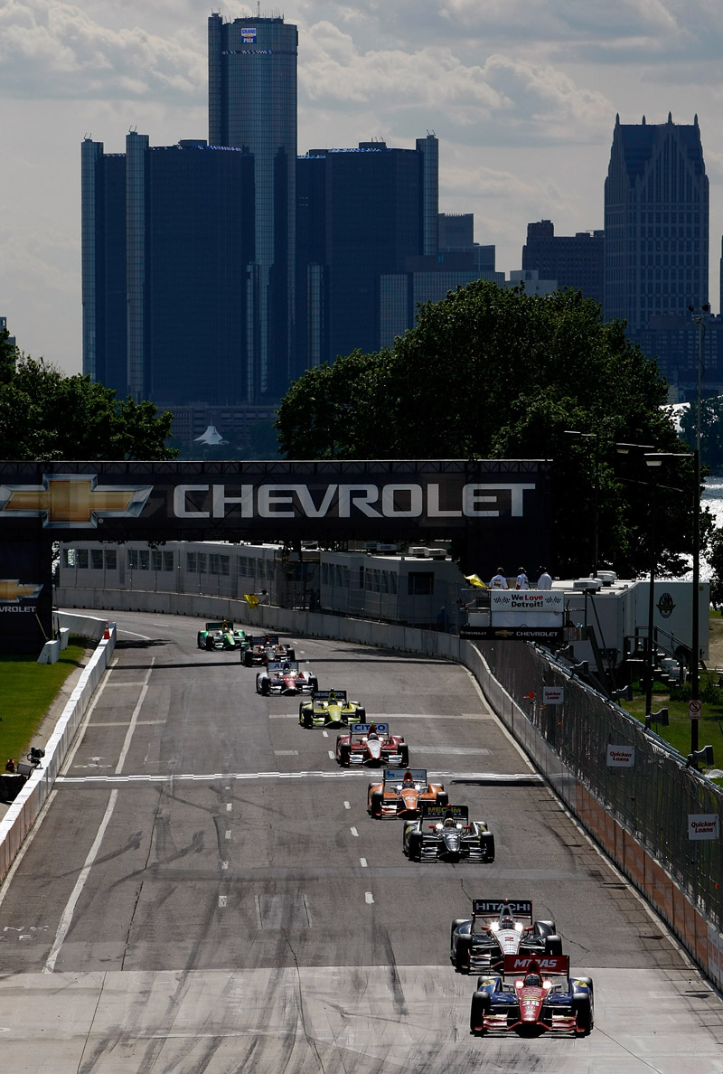 Indycar S Return To Detroit S Belle Isle Grand Prix Comes