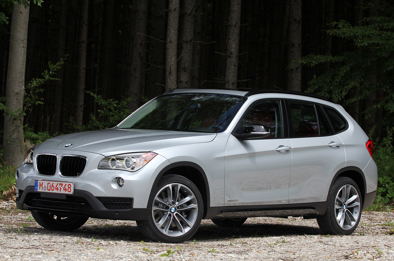 Certified Preowned BMW >> 2013 BMW X1 [w/video] | Autoblog