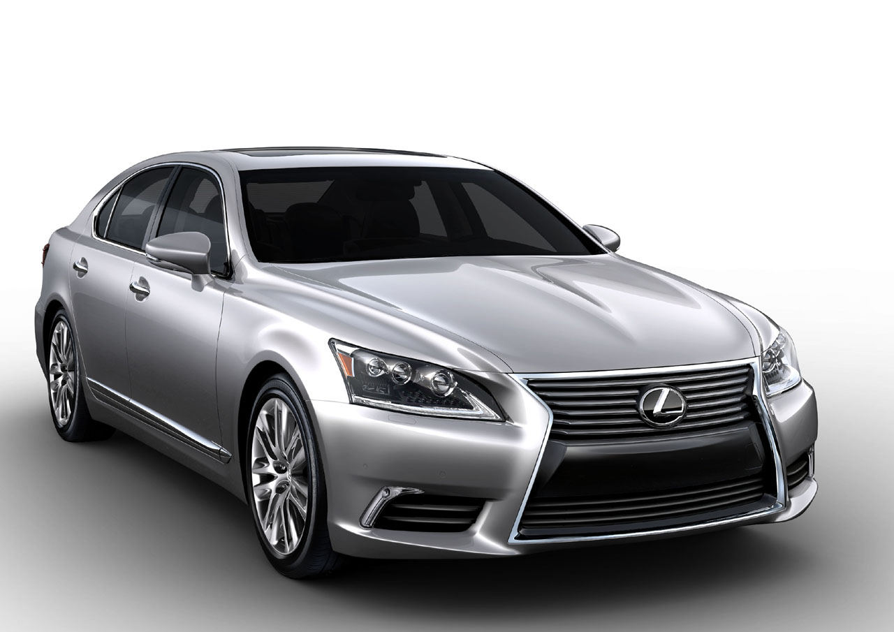 2013 Lexus LS 460 Goes More Intense, More Sporty And More