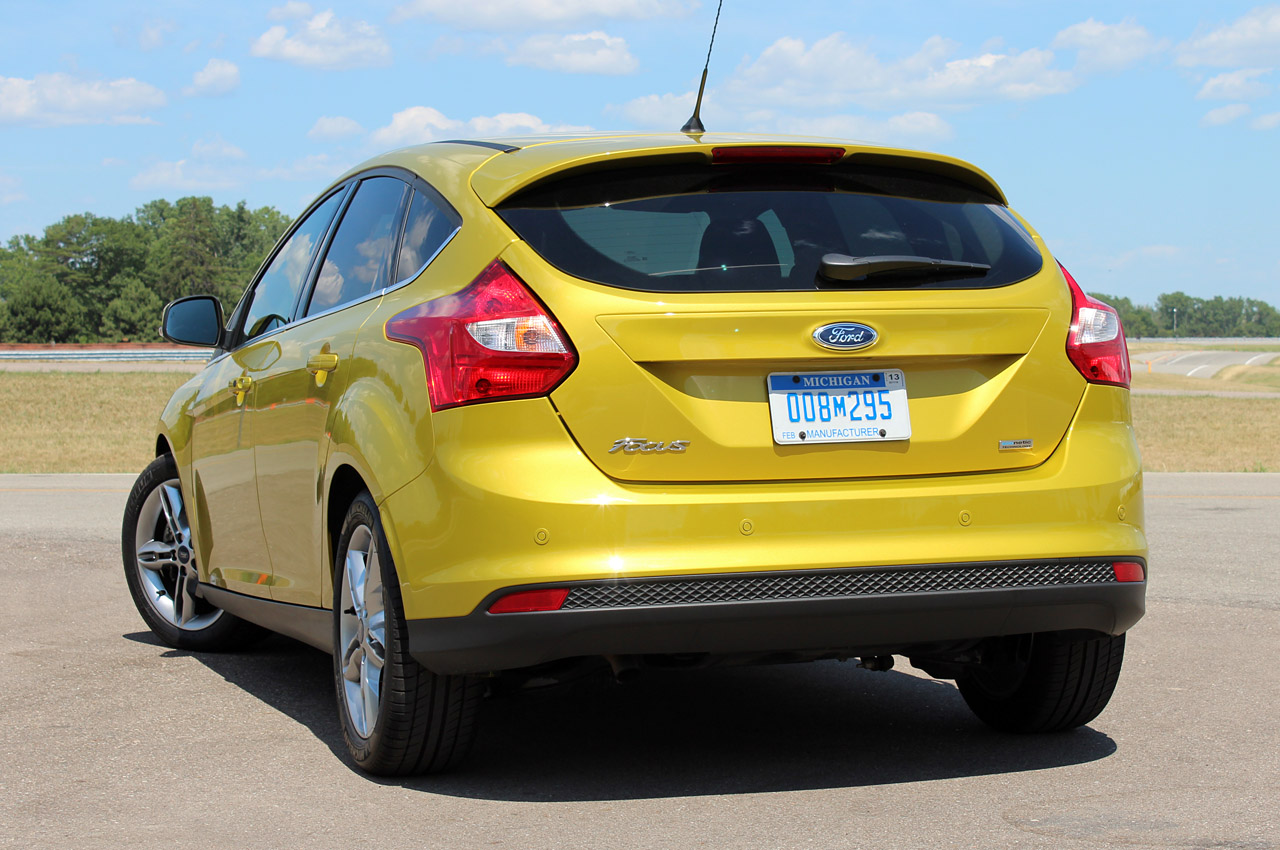Ford Certified Pre Owned >> 2012 Ford Focus 1.0-liter EcoBoost - Autoblog