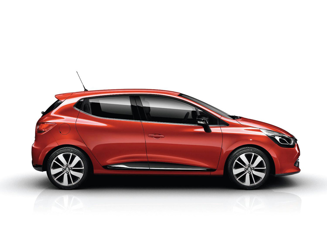 new renault clio comes with six different engine sounds w videos autoblog. Black Bedroom Furniture Sets. Home Design Ideas