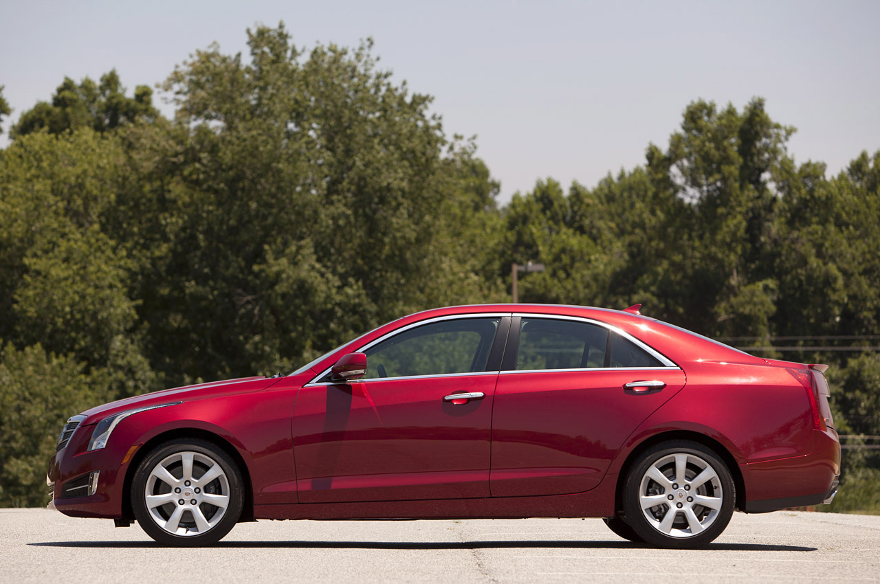 2013 Cadillac Ats First Drive Photo Gallery Autoblog