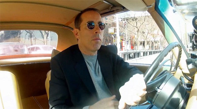 seinfeld teases new car show with other comedians. Black Bedroom Furniture Sets. Home Design Ideas
