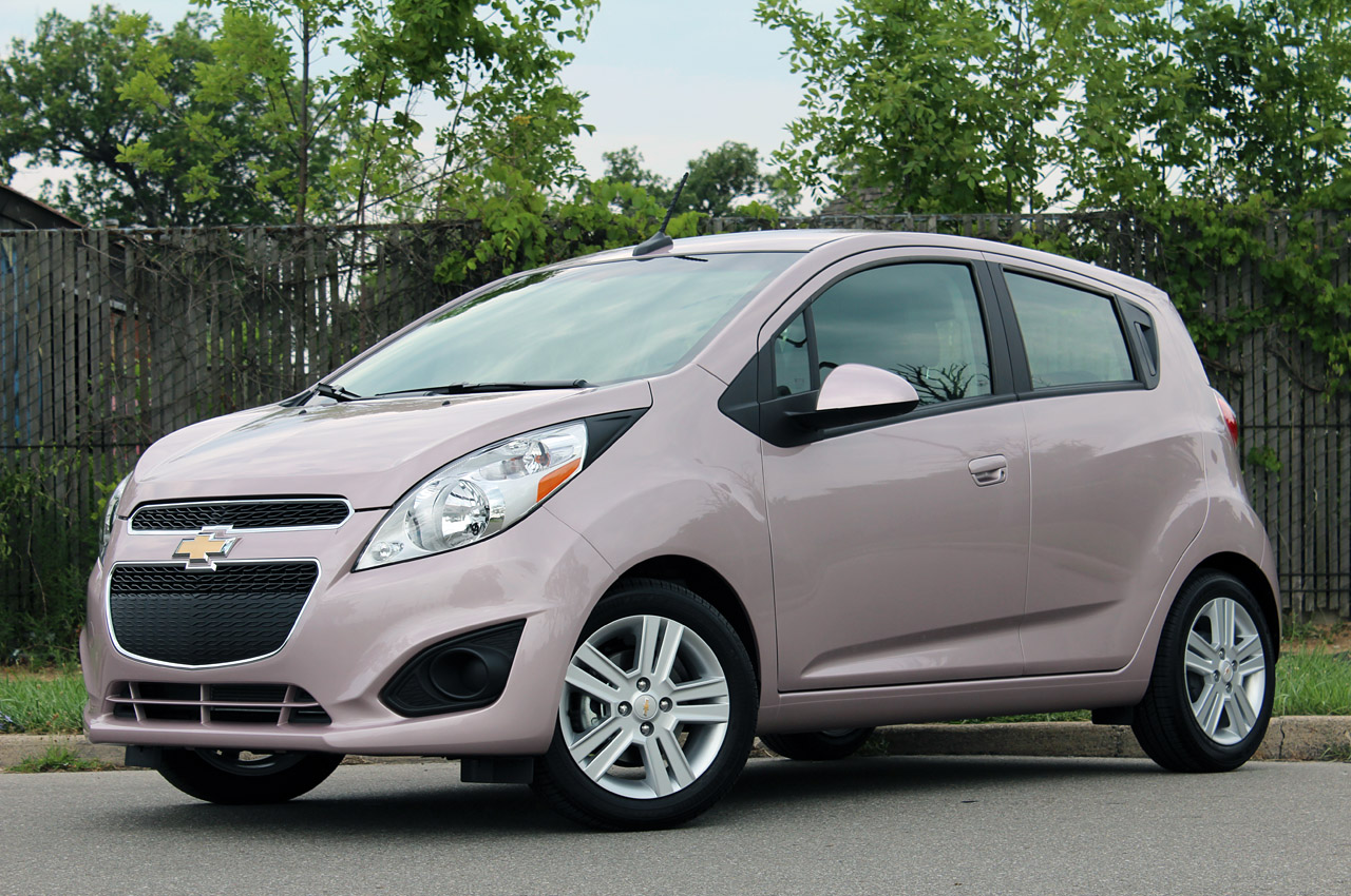 Chevy Spark catches fire, posts strong early sales results ...