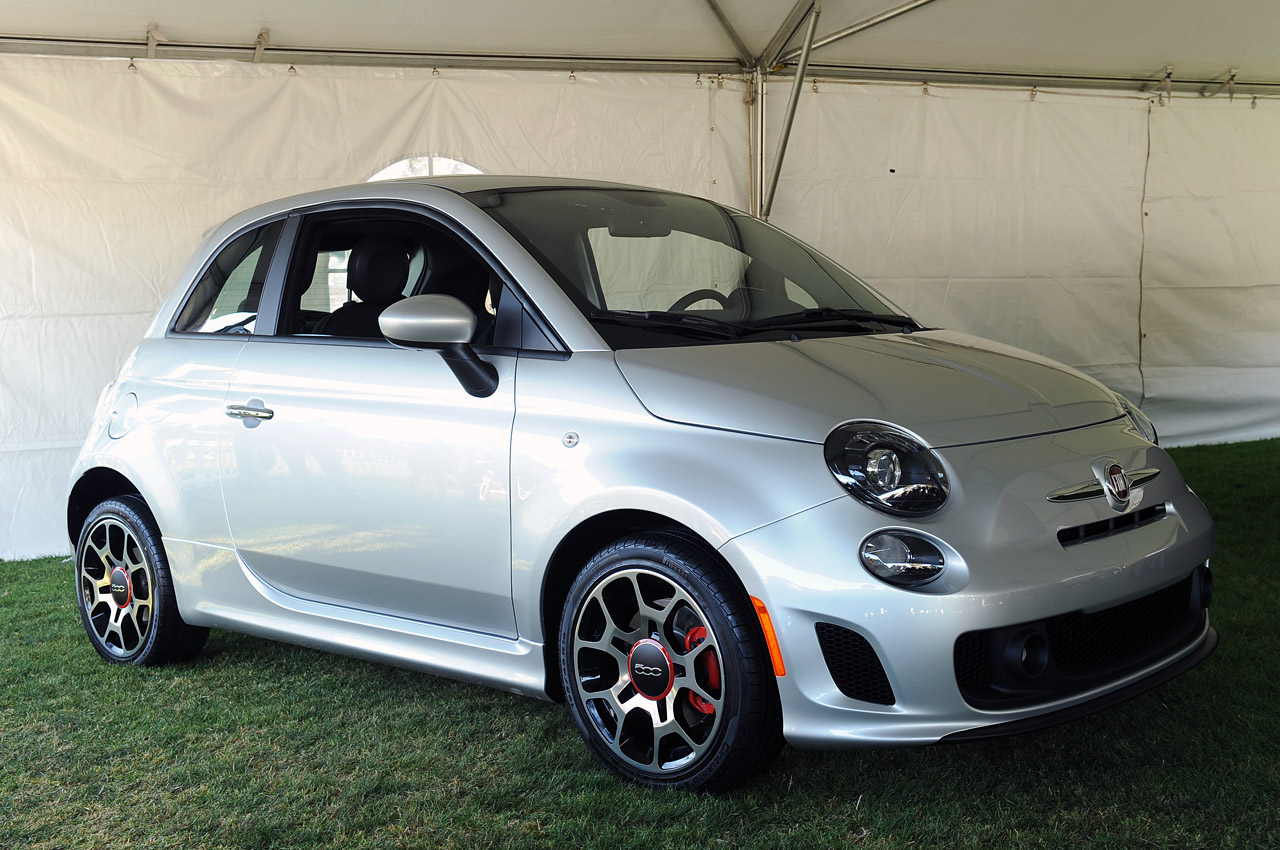 2012 fiat 500 turbo dark cars wallpapers. Black Bedroom Furniture Sets. Home Design Ideas