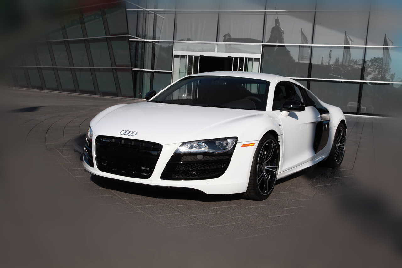 Audi Certified Pre Owned >> Audi offering R8 Exclusive Selection Editions for 2012 ...