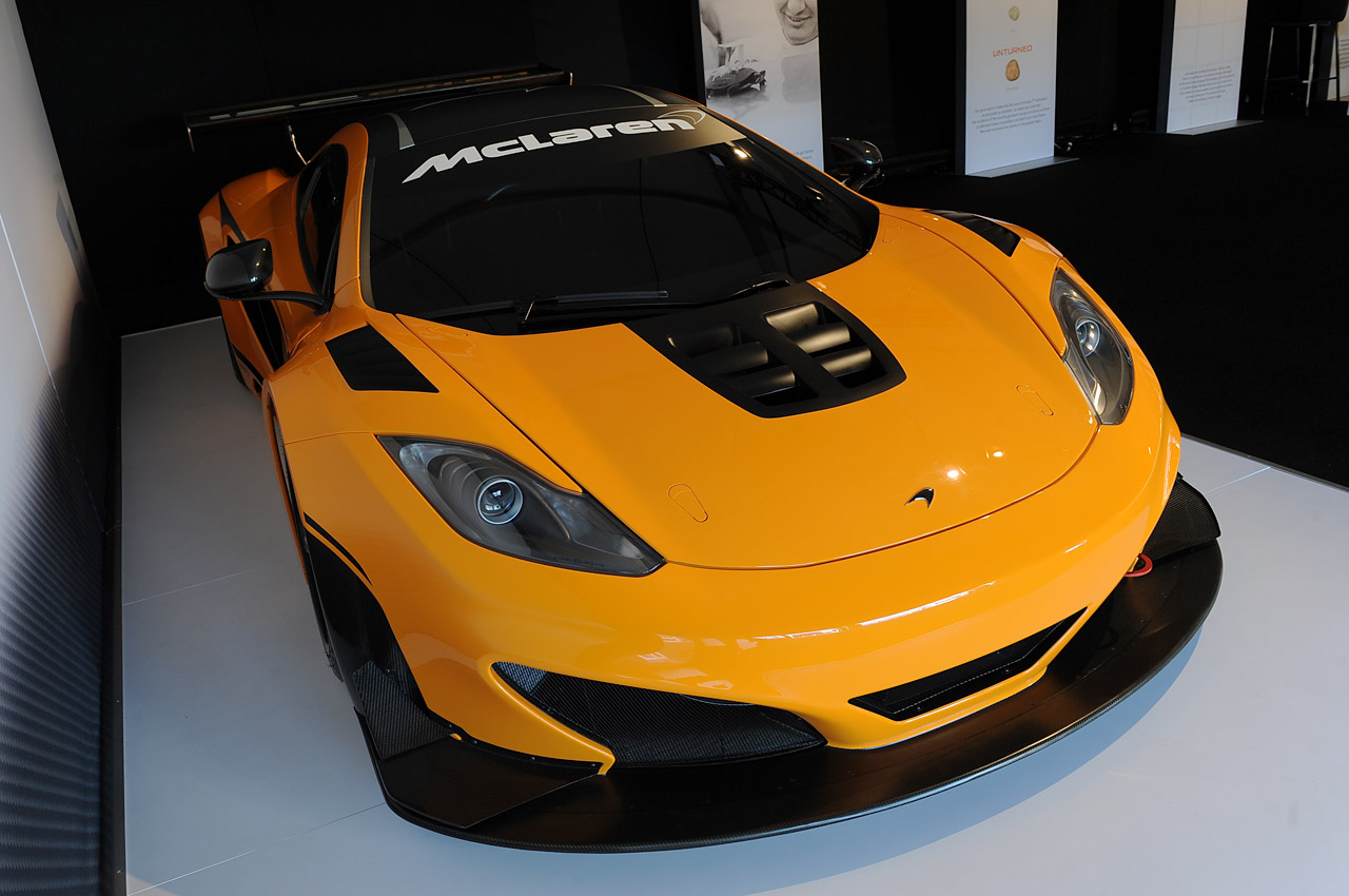 Certified Pre Owned >> McLaren MP4-12C Can-Am Edition is go for production | Autoblog