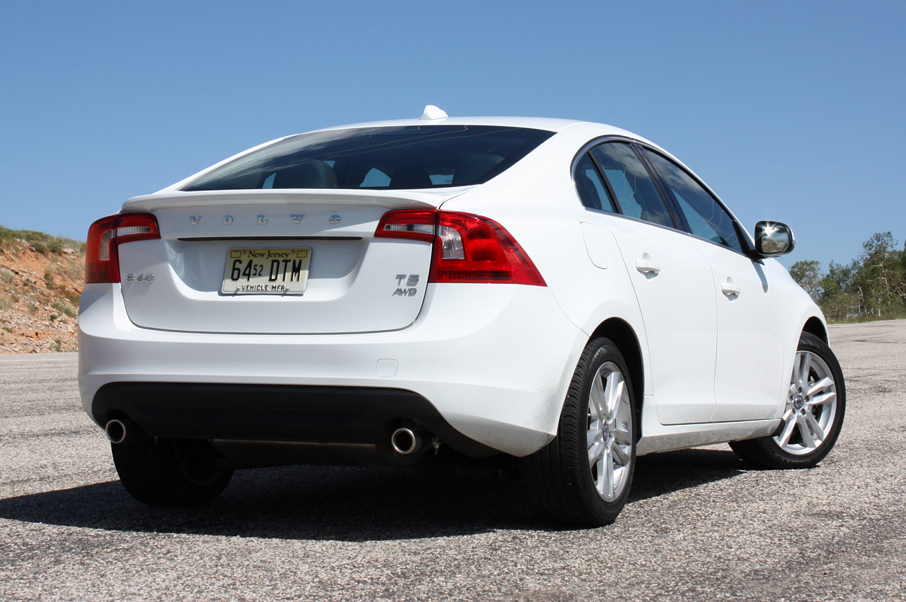 Volvo Certified Pre-Owned >> 2013 Volvo S60 T5 AWD | Autoblog