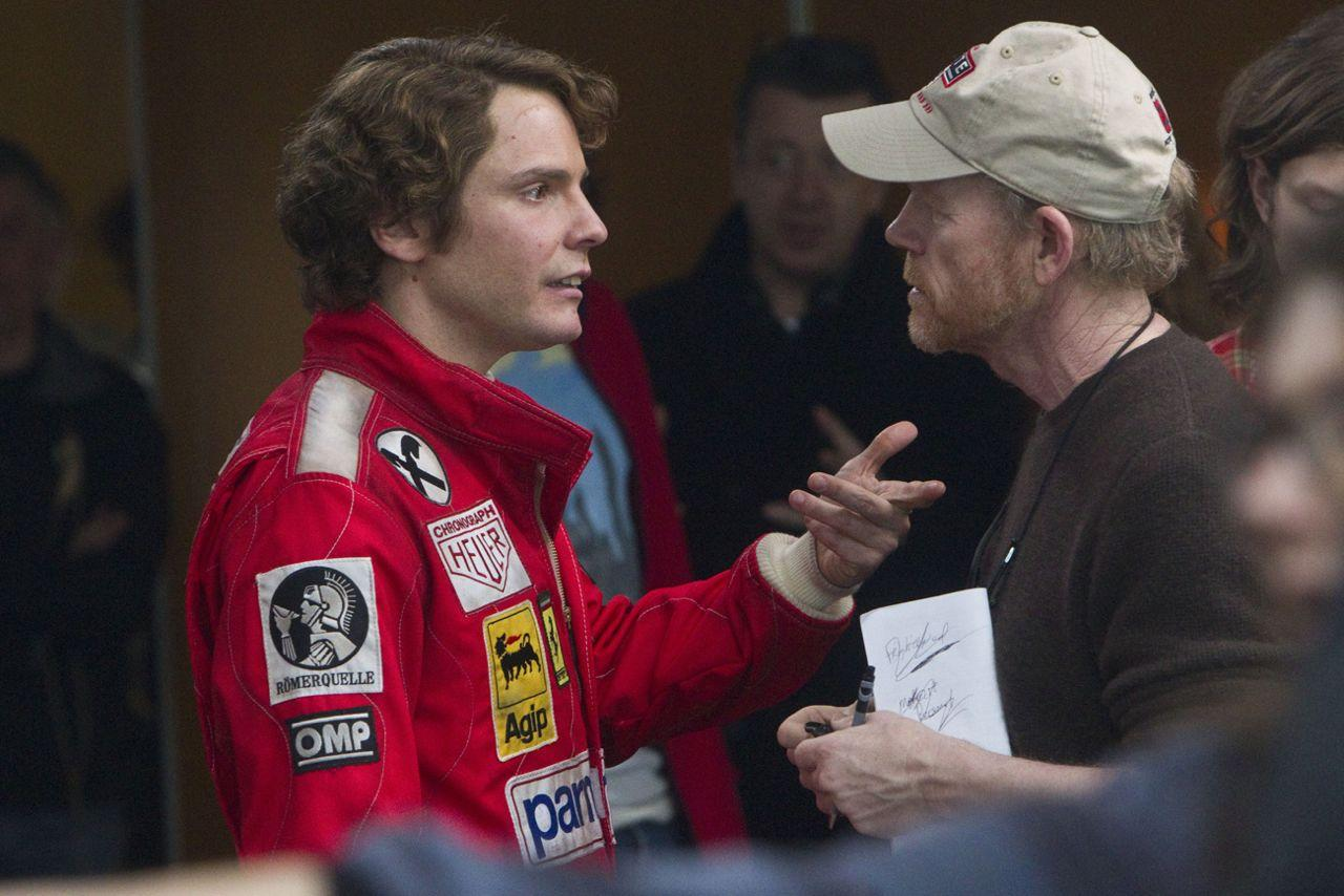 Howards Auto Sales >> Ron Howard's F1 movie Rush coming September 20, 2013, more