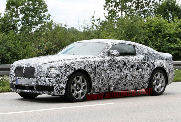 Rolls Royce Planning One Or Two New Models Based On The Ghost