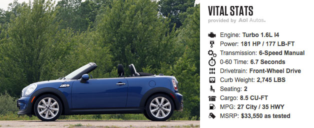 2017 Mini Cooper S Roadster Vs Mazda Mx 5 Miata Special Edition Autoblog