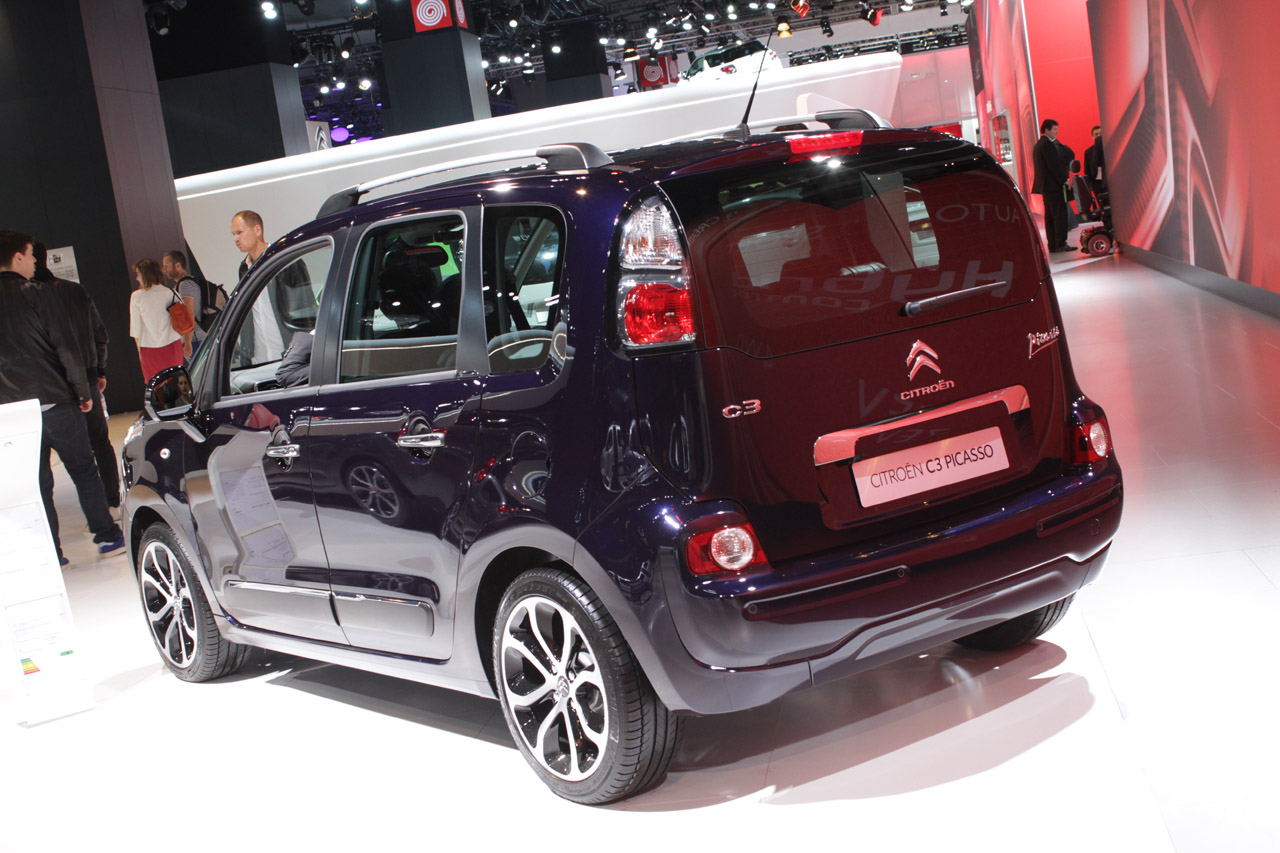 2013 citroen c3 picasso paris 2012 photo gallery autoblog. Black Bedroom Furniture Sets. Home Design Ideas