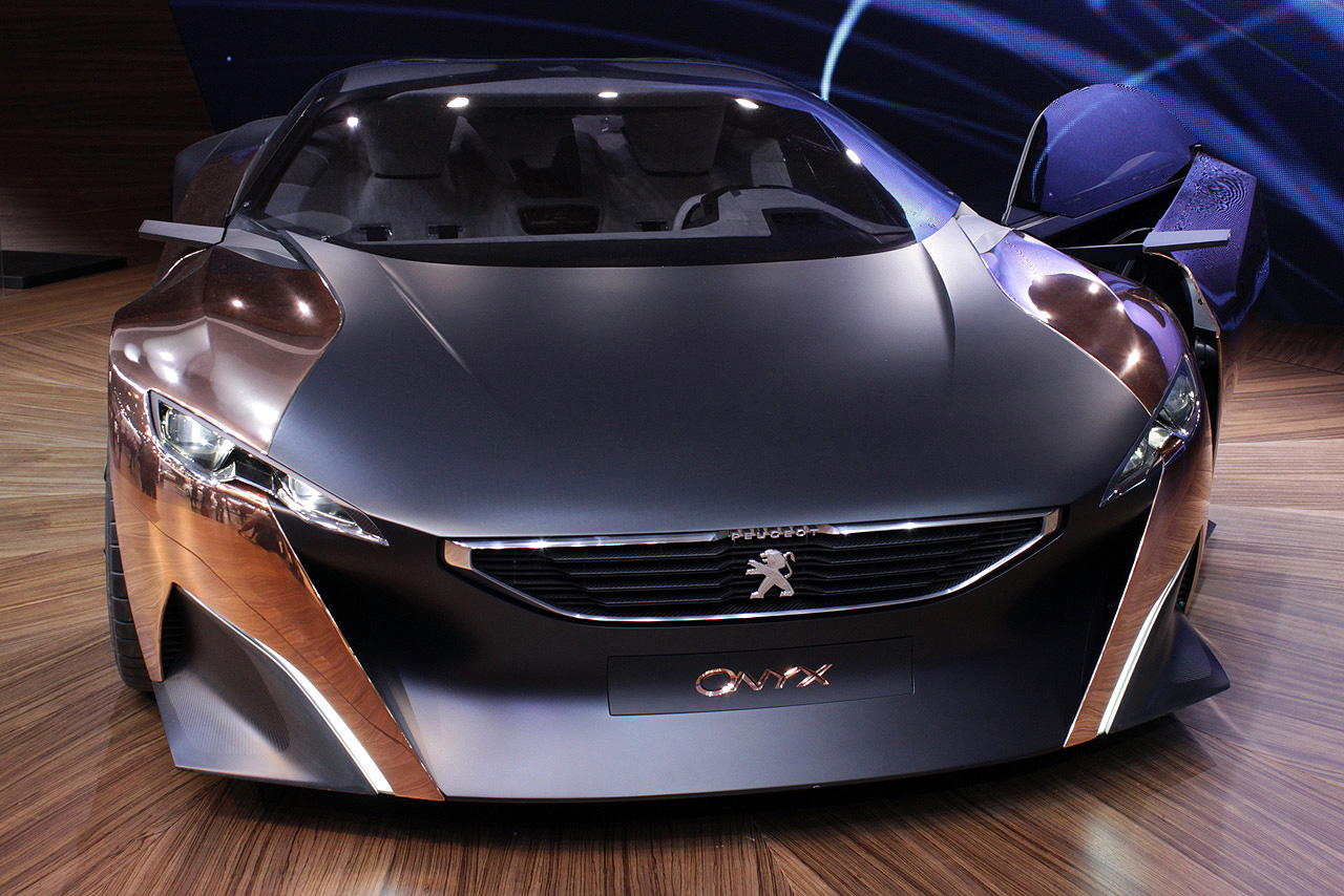 Certified Used Cars >> Peugeot Onyx Concept: Paris 2012 Photo Gallery - Autoblog