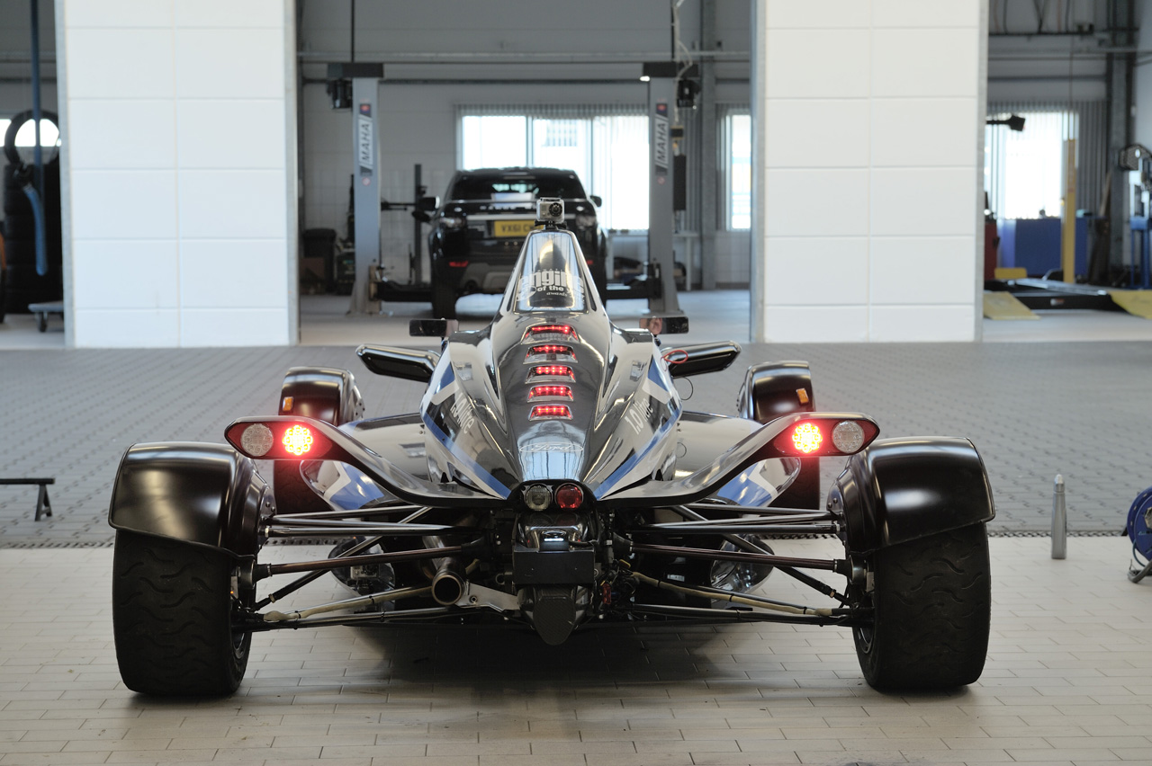 Ford builds sweet 1.0-liter EcoBoost-powered Formula Ford ...
