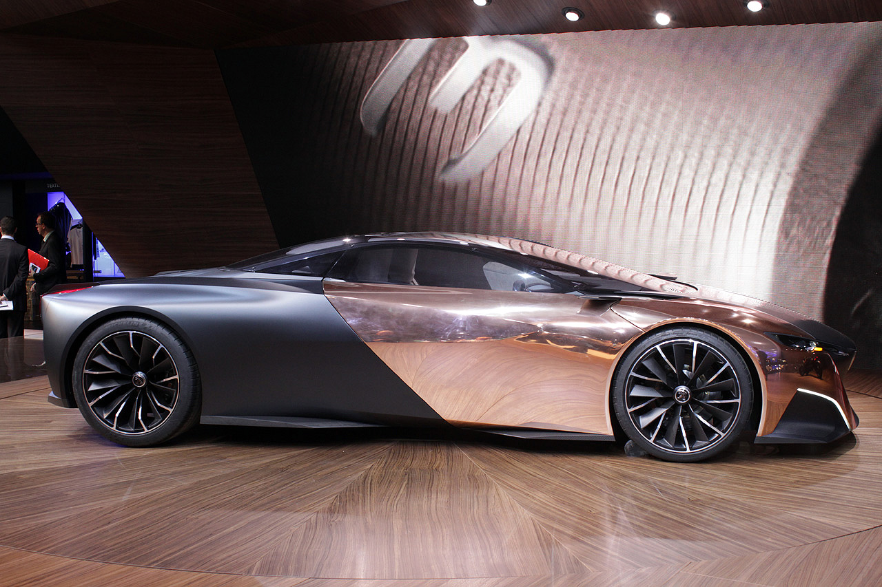 Used Certified Cars >> Peugeot Onyx Concept: Paris 2012 Photo Gallery - Autoblog