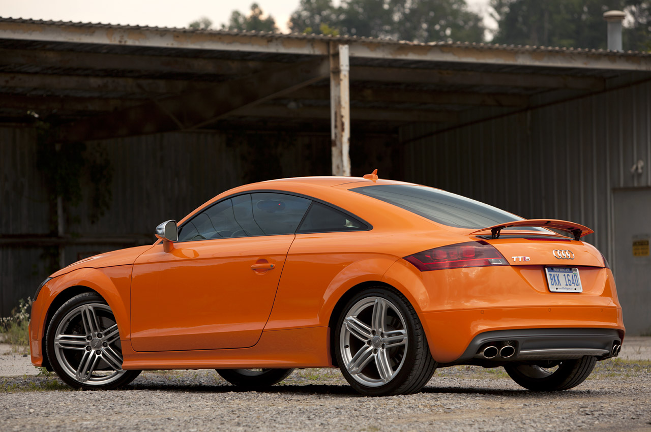 Audi Certified Pre Owned >> 2012 Audi TTS | Autoblog