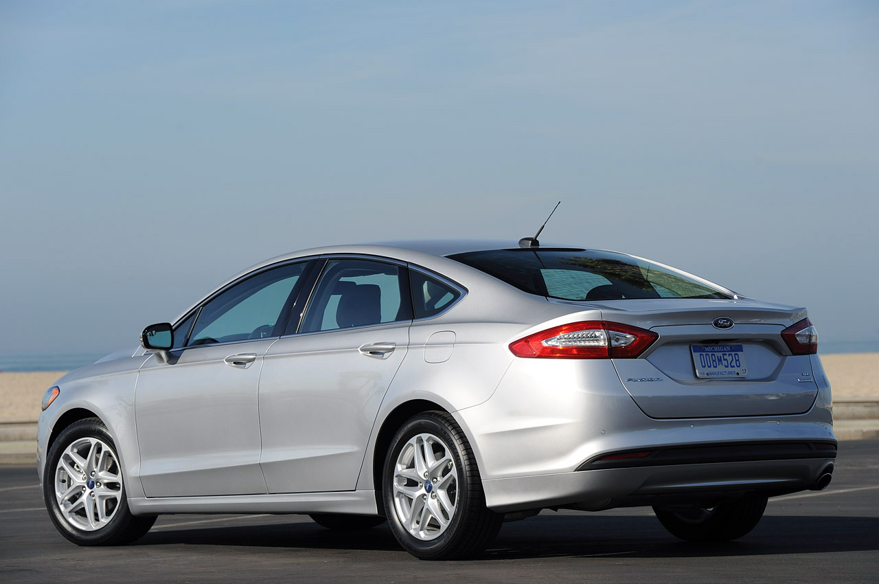 2012 Ford Fusion For Sale >> Ford recalling 89k 2013 Fusion and Escape models over