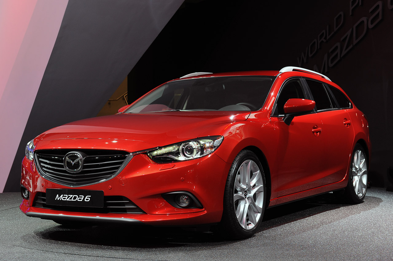 Mazda Certified Pre Owned >> 2014 Mazda6 family melds efficiency, sexiness | Autoblog