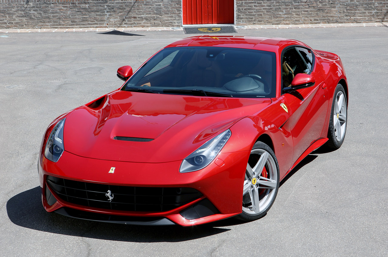 AUSmotive.com » Ferrari F12 berlinetta arrives in Australia