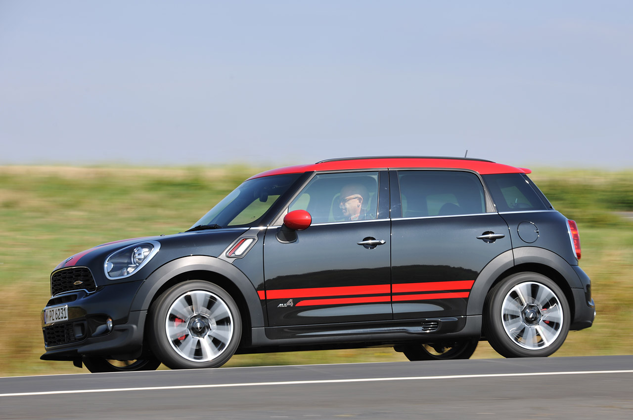 2013 mini countryman john cooper works all4 first drive photo gallery autoblog. Black Bedroom Furniture Sets. Home Design Ideas