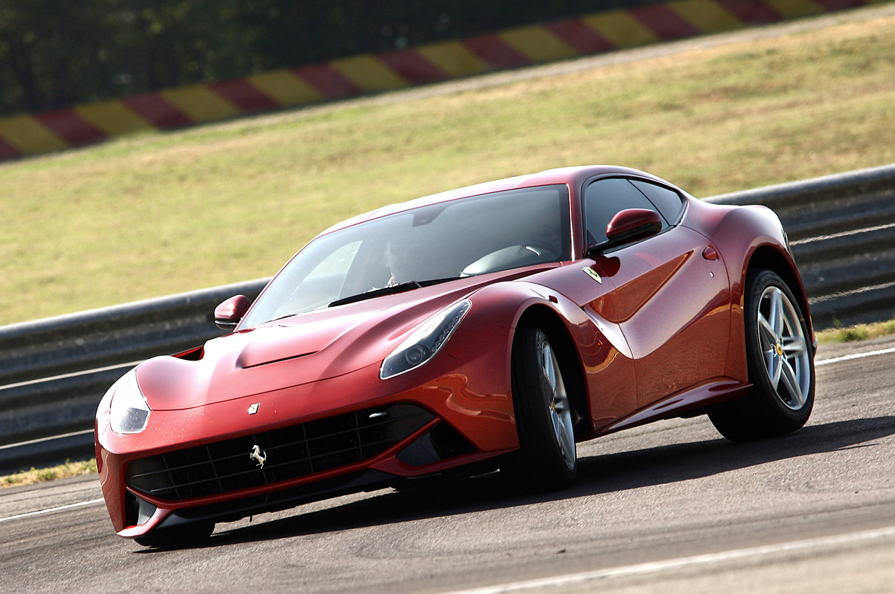 2013 Ferrari Berlinetta F12 for Sale | ClassicCars.com ...