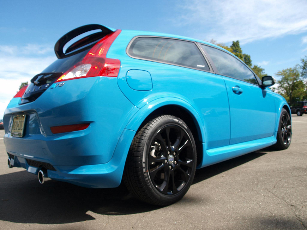 2013 volvo c30 polestar limited edition heads to u s only 250 available autoblog. Black Bedroom Furniture Sets. Home Design Ideas