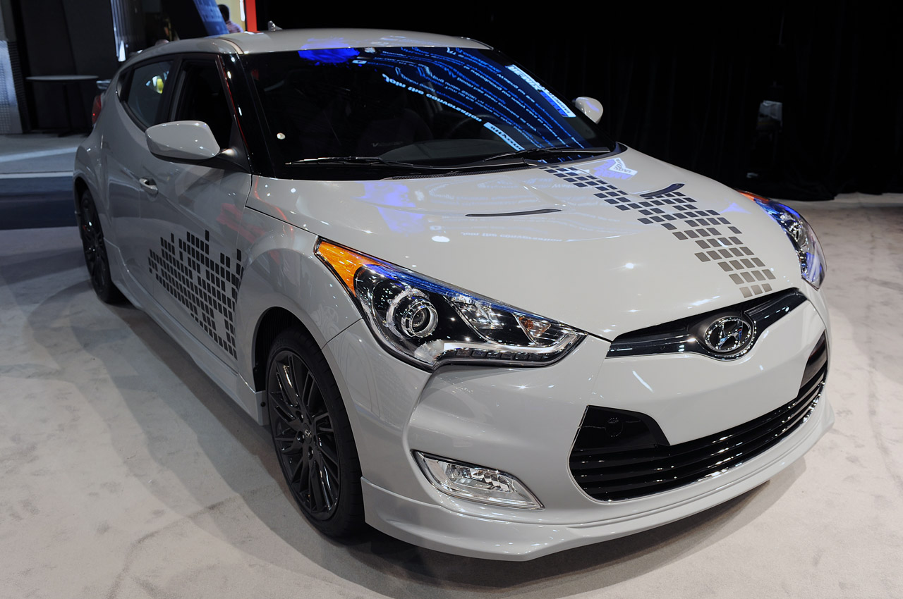 Hyundai Certified Pre Owned >> Hyundai Veloster Re:Mix is production-ready fun from SEMA ...