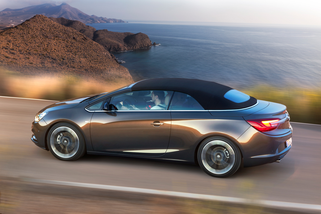 Opel Cascada is Europe's Buick convertible [w/video ...