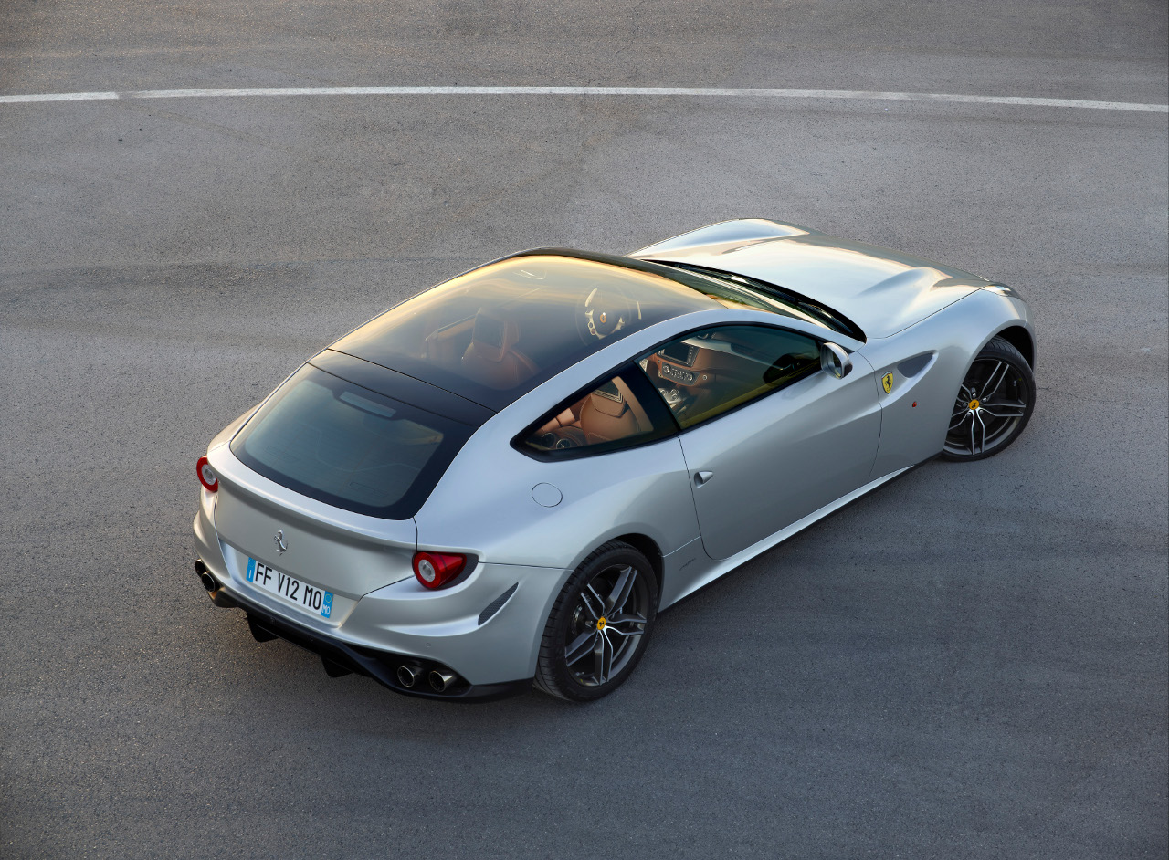 Ferrari FF Panoramic Roof Photo Gallery - Autoblog