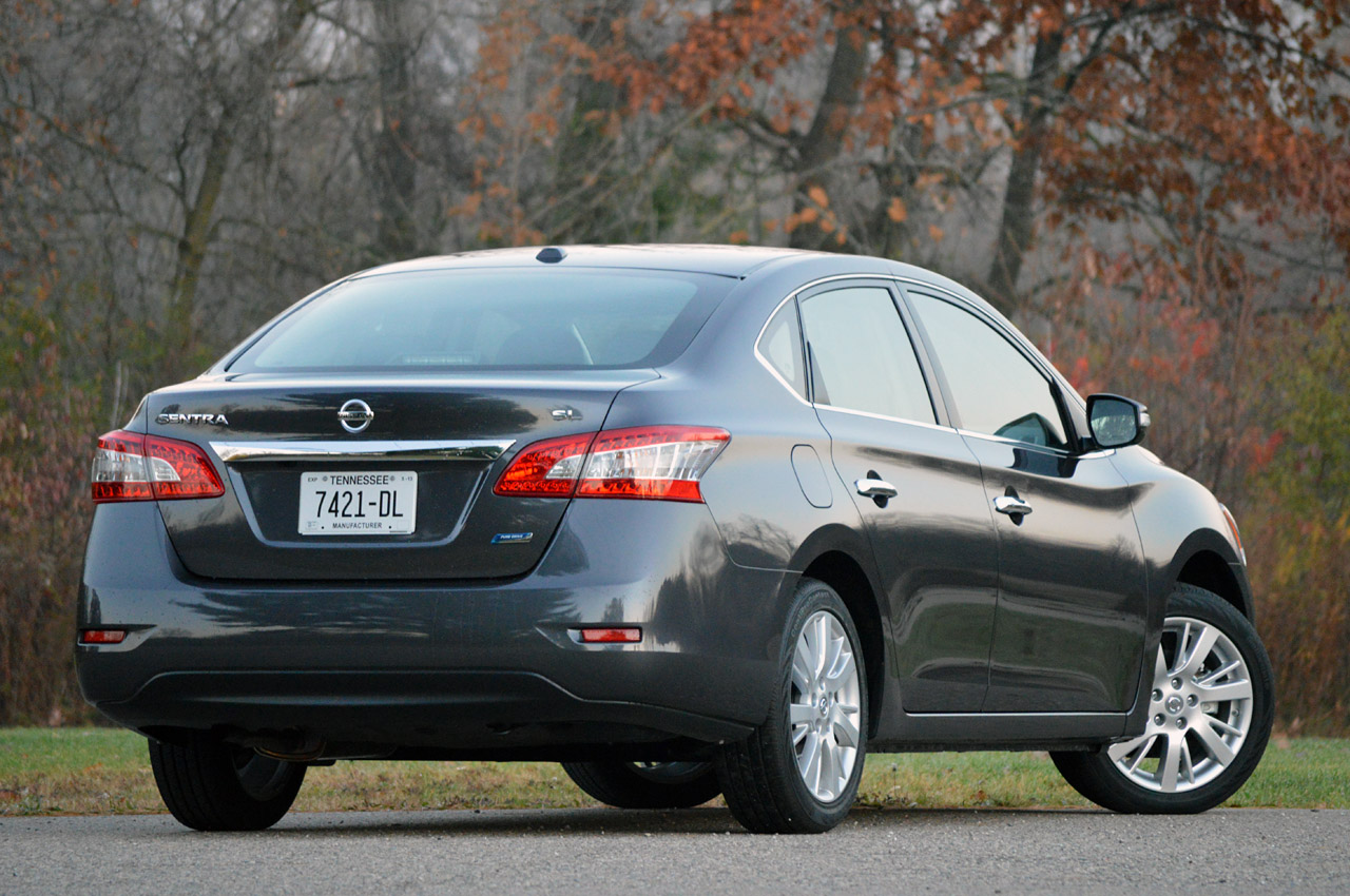2013 Nissan Sentra: First Drive Photo Gallery - Autoblog