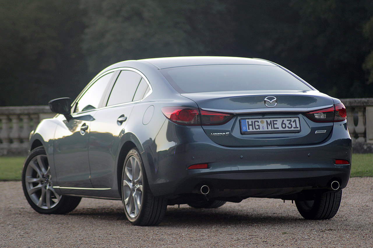 Mazda Certified Pre Owned >> 2014 Mazda6: First Drive Photo Gallery - Autoblog