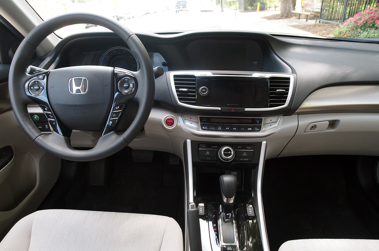honda accord 2014 interior - photo #35