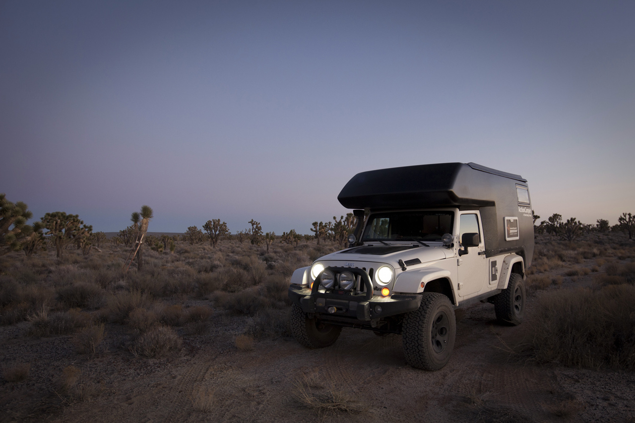 Actioncamper Turns Your Four Door Jeep Wrangler Into An