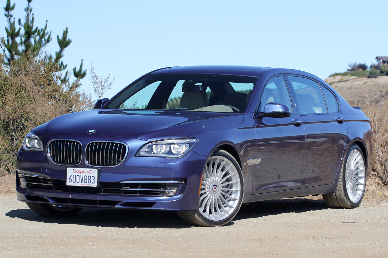 Ls 460 For Sale >> 2013 BMW Alpina B7 - Autoblog