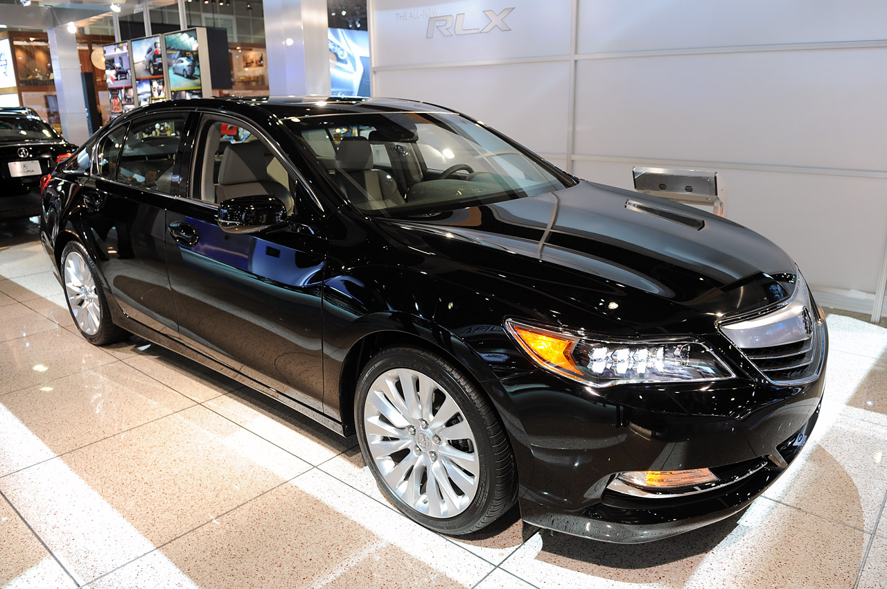 Black Book Car Values >> 2014 Acura RLX replaces SH-AWD with P-AWS - Autoblog