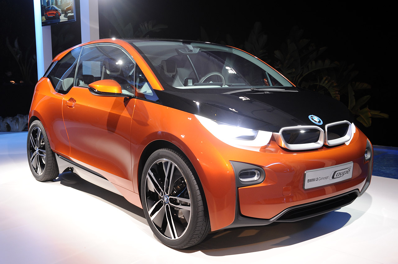 "BMW Certified Pre Owned >> BMW i3 Coupe Concept is the newest in LifeDrive ""stream ..."