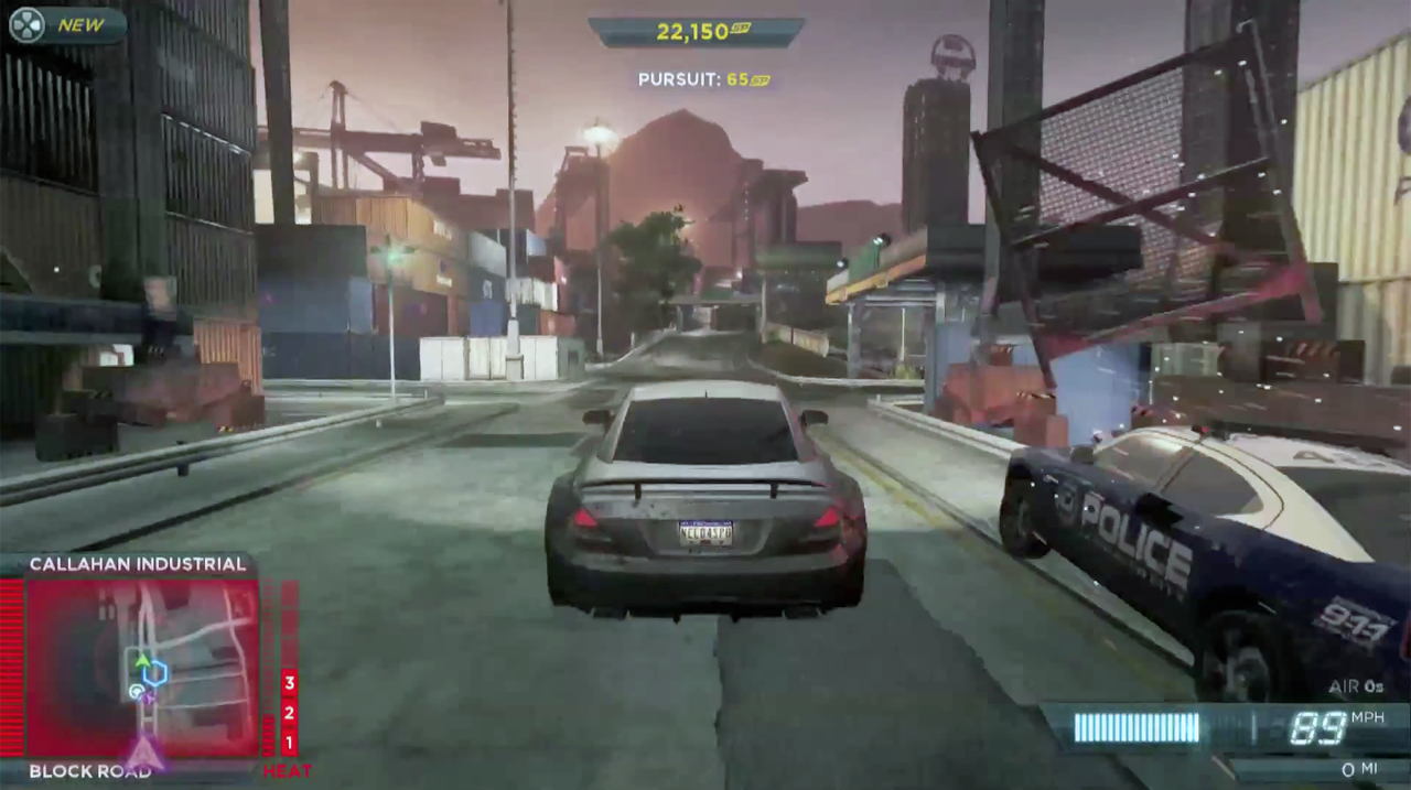 Review Need For Speed Most Wanted W Video Autoblog