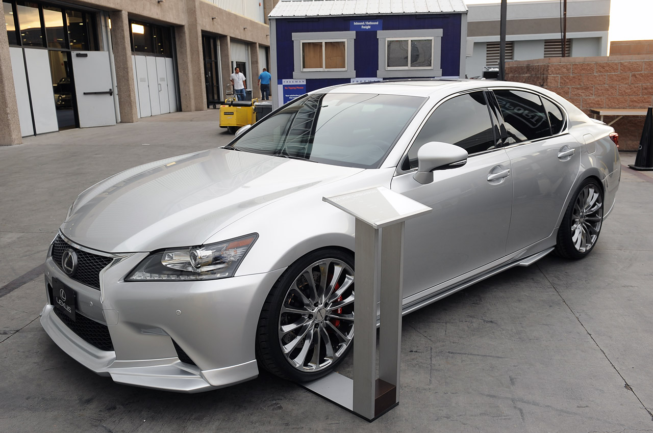 Certified Pre Owned Lexus >> 2013 Lexus GS 350 F Sport Supercharged adds what we've ...