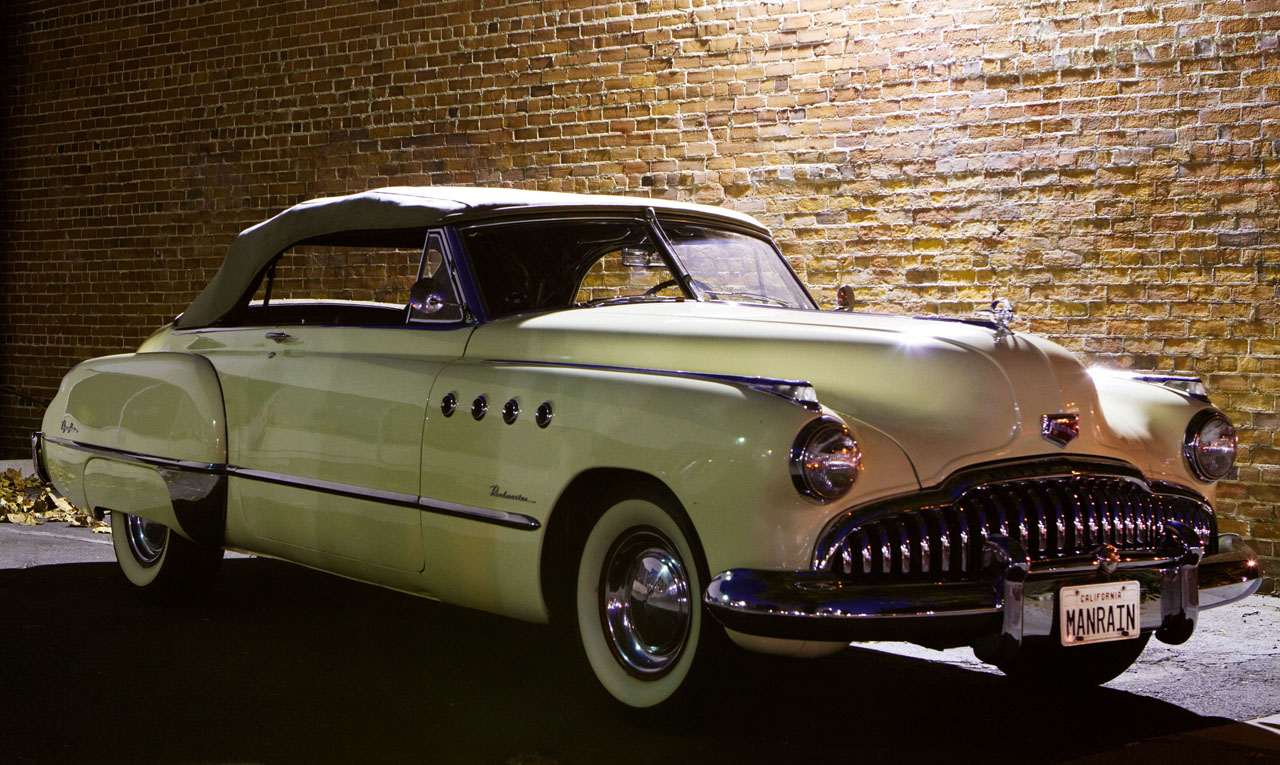 Volvo Certified Pre-Owned >> Be an excellent driver and buy the 1949 Buick Roadmaster ...