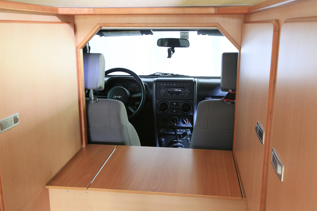 Jeep Certified Pre Owned >> Jeep Wrangler ActionCamper by Thaler Design Photo Gallery ...