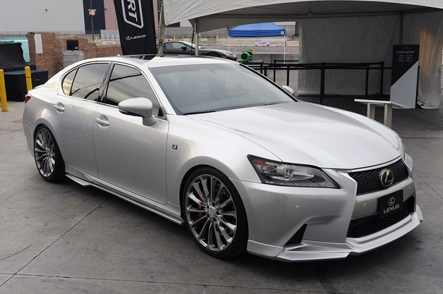 2013 lexus gs 350 f sport supercharged adds what we 39 ve been missing. Black Bedroom Furniture Sets. Home Design Ideas