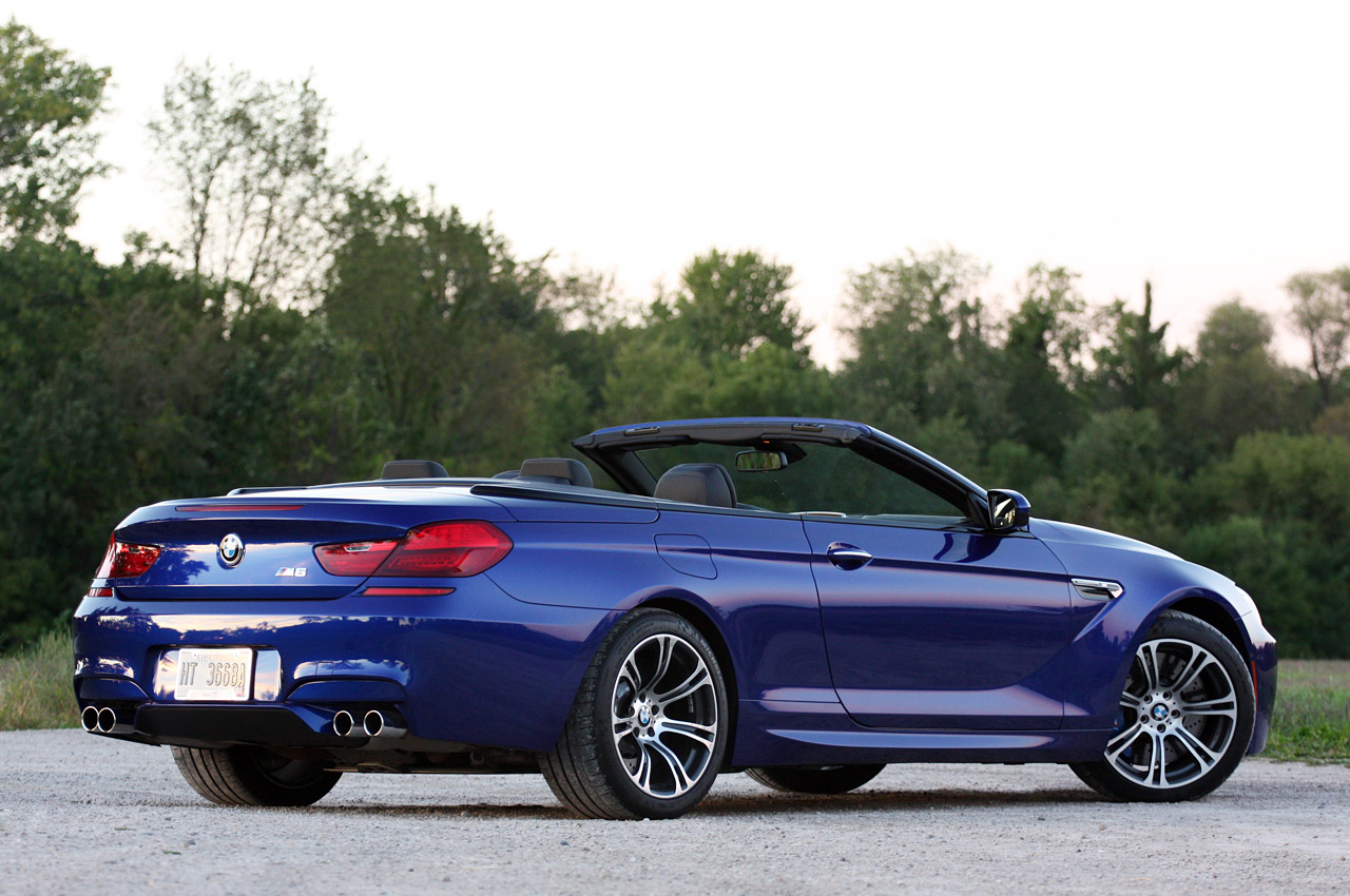 Certified Pre Owned BMW >> 2012 BMW M6 Convertible - Autoblog
