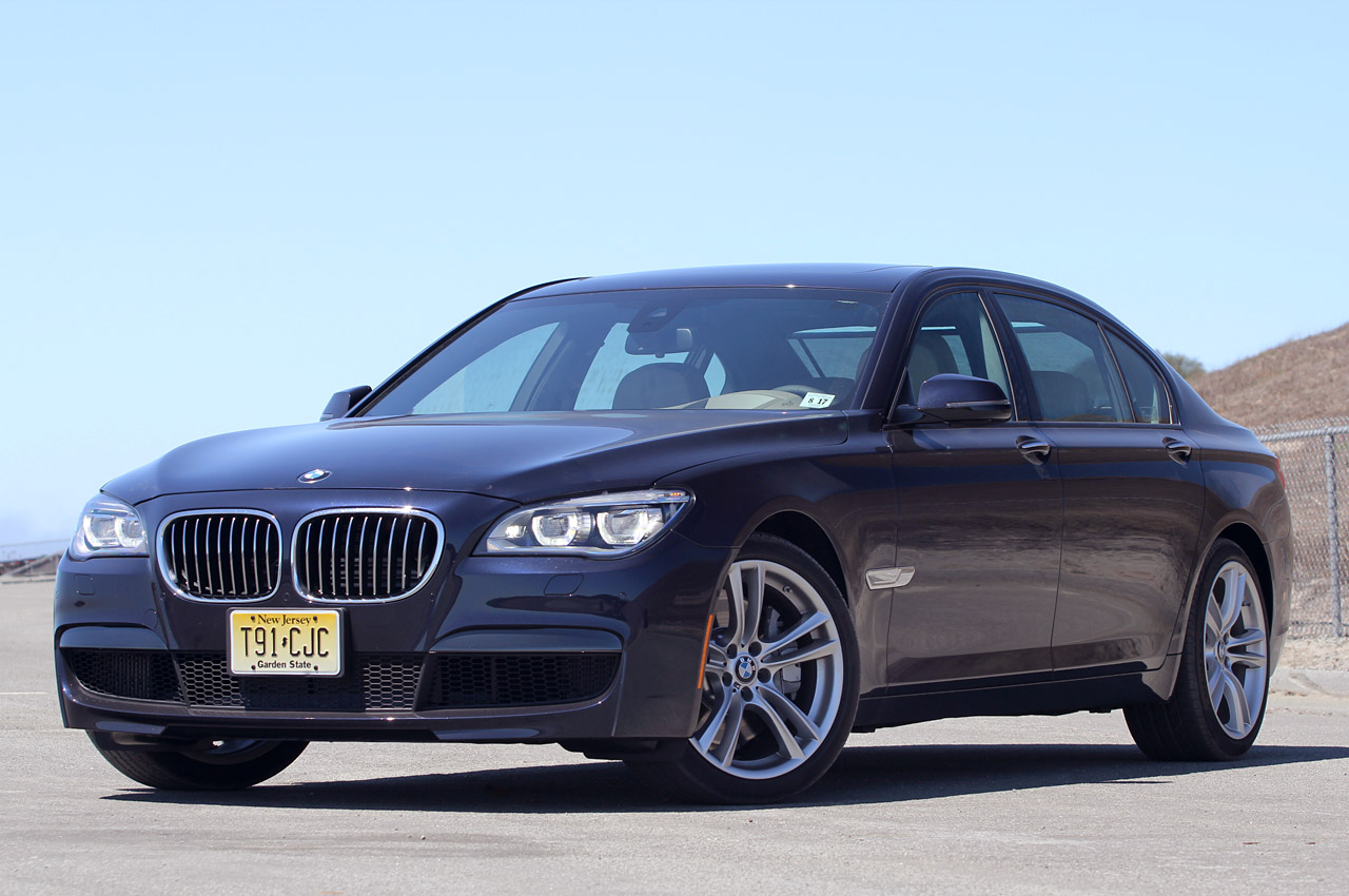 Certified Pre Owned Bmw >> 2013 BMW 750Li [w/video] - Autoblog