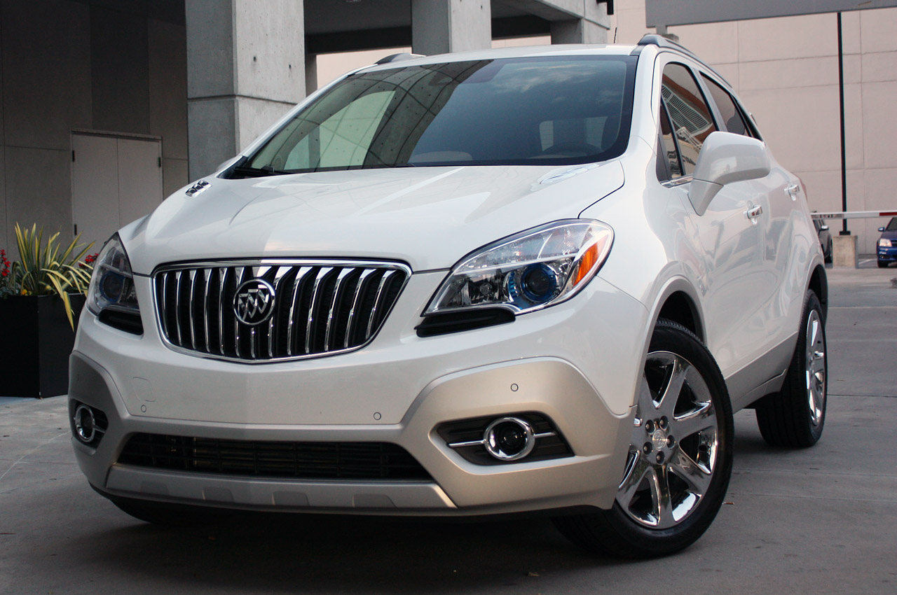 2013 Buick Encore First Drive - Autoblog