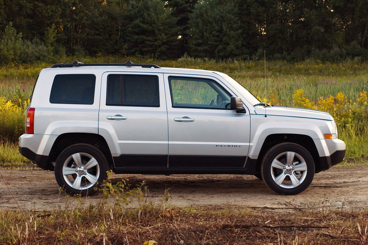 Car Review Jeep Patriot